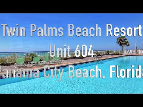 FOR SALE: Twin Palms Beach Resort, Unit 604, Panama City Beach, Florida