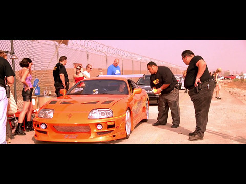 FAST and FURIOUS  Race Wars Full  1080HD