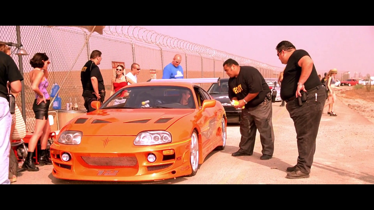 Download FAST and FURIOUS - Race Wars Full Scene #1080HD
