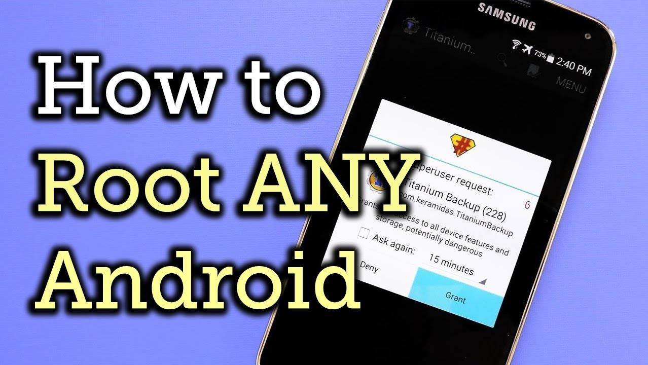 How to Root Any Samsung Galaxy S4 in One Click « Samsung GS4