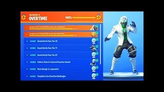 MERCI FORTNITE: New Defis Ulitime Effort (3 Skins Free) - MARVELS PACK