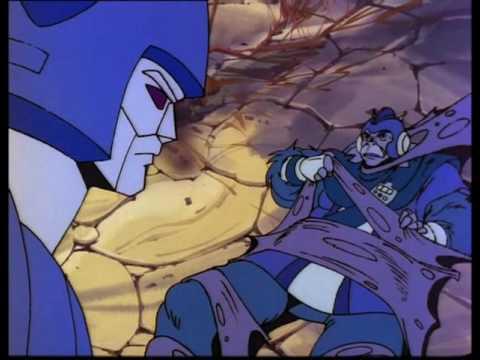 Transformers G1:El Tratamiento Psicologico de Galvatron (Parte 3 FINAL) (Audio español latino)