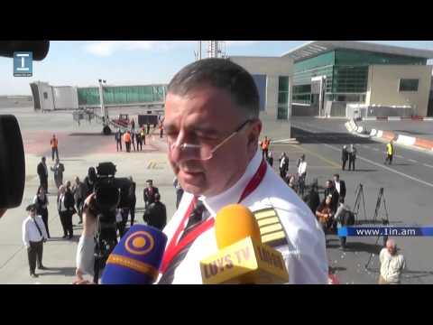 Air Armenia ն սկսեց իր չվերթները