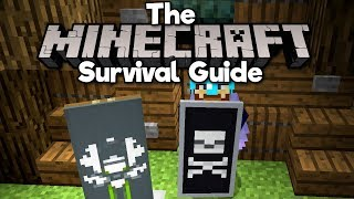 Designing Custom Banners & Shields! ▫ The Minecraft Survival Guide (Tutorial Lets Play) [Part 94]