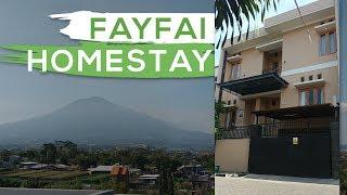 Gambar cover Fayfai Homestay - Penginapan dekat Sengkaling Water Park