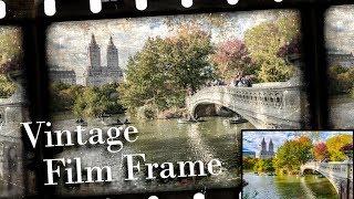 Download How To Add Film Frames On Photos Kodak Portra MP3, MKV, MP4