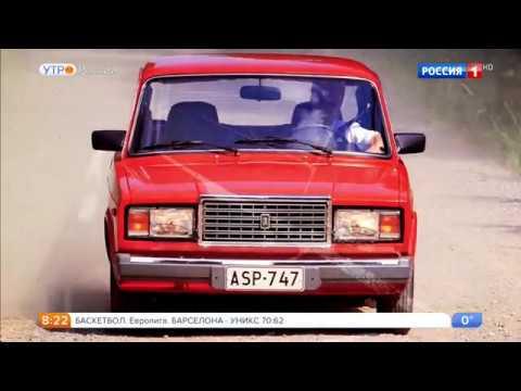 ВАЗ-2107.Видео обзор.