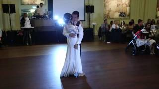 Падение фотографа.Белый танец.