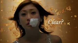 出演者:山田優 篇 名:「Clear?」篇 商品名:アレジオン10 企業名:エ...