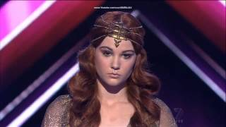 BELLA FERRARO X FACTOR FINAL 9 FULL HD