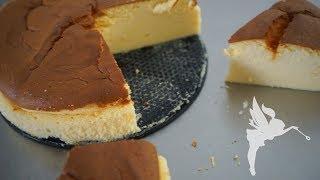 Japanese Cotton Cheesecake - Kuchenfee testet : Japanischer Käsekuchen - Kuchenfee