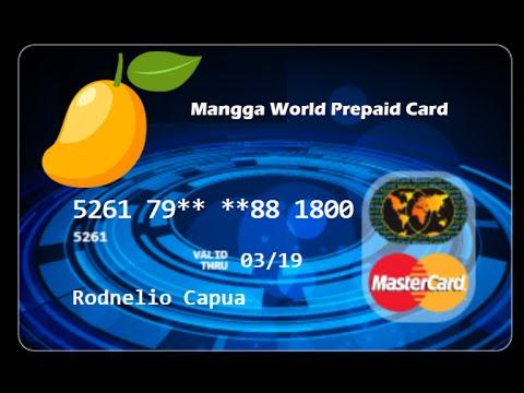 Mangga World Tagalog version Power Point Presentation