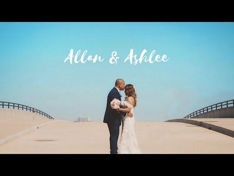 Epic Cinematic wedding Allan & Ashlee.