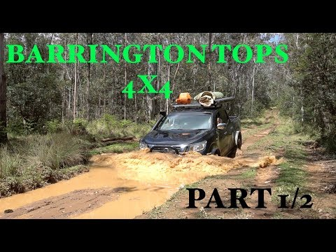 Barrington Tops, NSW - 4x4 And Camping Adventure Part 1/2