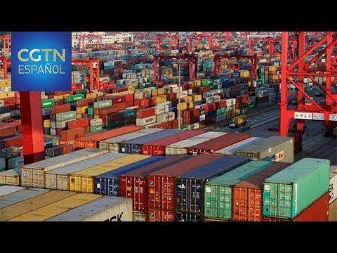 El comercio de servicios de China registra su récord en 2018