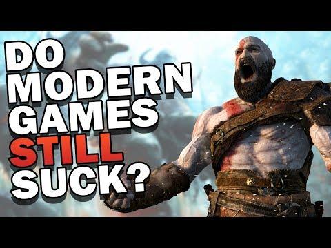 Do Modern Games STILL SUCK? - Square Eyed Jak