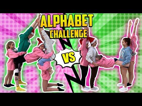 ALPHABET CHALLENGE in palestra!!!