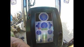 Автогрейдер TEREX TG200 - глюк панелі приладів