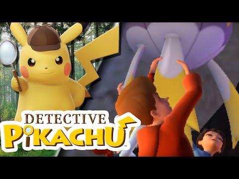 ESCAPANDO DE LA CUEVA LITWICK!!   🔎 Detective Pikachu 🔍   Ep 5 con -- ALEX RED SHOCK --