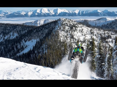 We Out Here – 2018 Montana Backcountry Snowmobiling