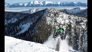 We Out Here - 2018 Montana Backcountry Snowmobiling