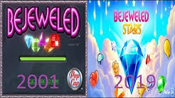 Bejeweled Evolution Games (2001-2019)