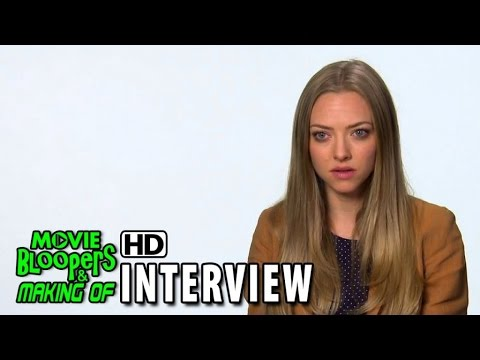Ted 2 (2015) Behind the Scenes Movie Interview - Amanda Seyfried 'Samantha'