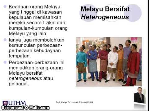 TITAS UTHM Topic 3 Part 2: Tamadun Melayu