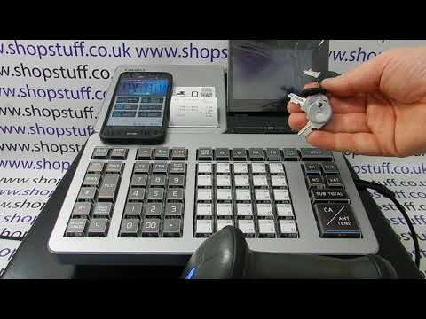 Casio SRS500 / SR-S500 Smartphone Ready Bluetooth Cash Register Review Buyers Guide
