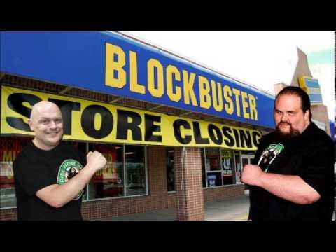 DEADPIT Talks:  Blockbuster Video Closing Forever