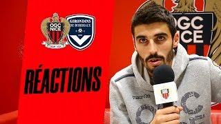 VIDEO: Les réactions après Bordeaux (1-1)