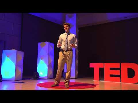 Thumbnail: Building Sustainable Lives: Asking the Right Question Matters | Brennan Stark | TEDxYouth@Lancaster