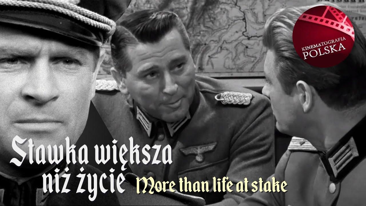 Download STAWKA WIĘKSZA NIŻ ŻYCIE odcinek 9 | Hans Kloss | kultowe polskie seriale | angielskie napisy