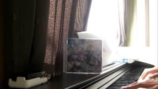 紅蓮に穢れしモノ 【少女病】 piano arrange