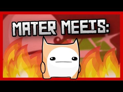 2-MINUTE SUPER CLUTCH | Mater Meets: BattleBlock Theater