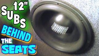 HIDDEN SUBS Pounding w/ 2 Sundown Audio 12