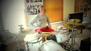 Jeff Curry - Local Man Ruins Everything - The Wonder Years (drum cover)