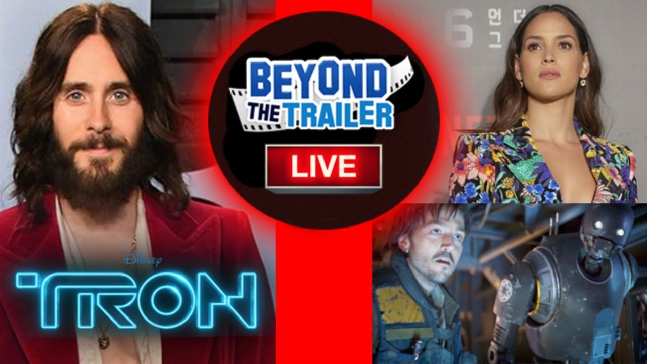 Tron 3 with Jared Leto Confirmed, Cassian Andor's Sister Disney Plus