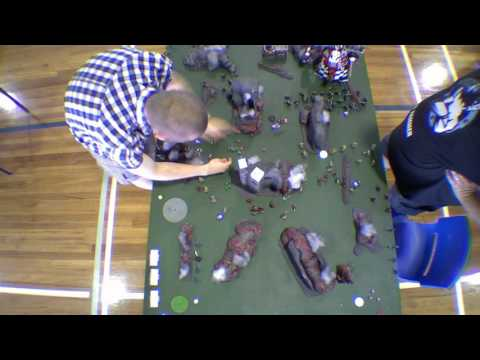 Eldar (Footdar) goes to Titans of war 1 2016 (1850 points, community comp, team event)