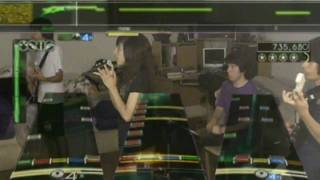 Rock Band 2 (Wii) - Full Band - Everlong - Foo Fighters