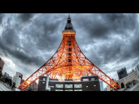 Tokyo Tower | TOP TOKYO JAPAN CITY TRAVEL GUIDE | VISIT ATTRACTIONS |東京タワー| PART 14