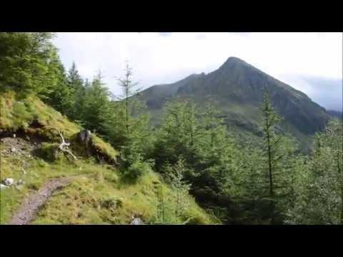 Hiking In Scotland 2014  Part 1 Beinn a Bheithir