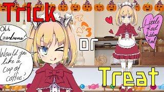 [LIVE] 【Halloween】赤ずきんちゃんもコーヒーとお菓子が大好きです!【Trick or Treat】