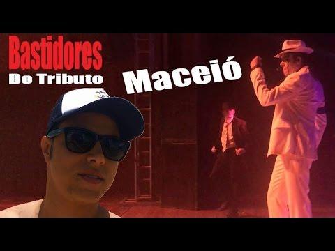 Rodrigo Teaser - Bastidores do Tributo ao Rei do Pop (Michael Jackson) em Maceió
