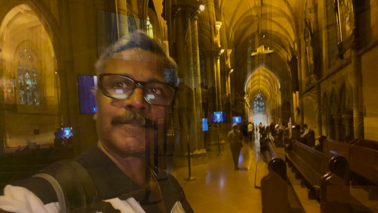9. Sydney | St  Mary's Cathedral and City