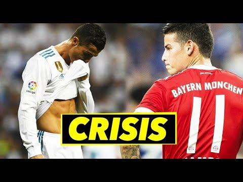 Se destapa el Bayern: Señalan a James | La crisis de Cristiano