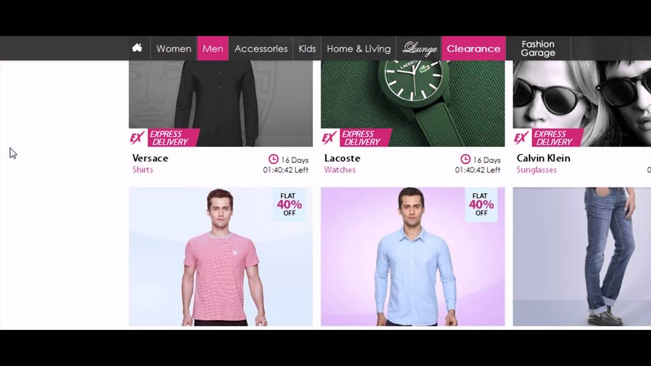 Garage Clothing Jobs Online Part Time Jobs In Hyderabad