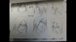 Bleach character setting, by Takamura Store