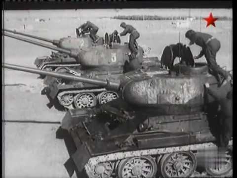 Оружие победы - Средний танк Т-34 - 21/36