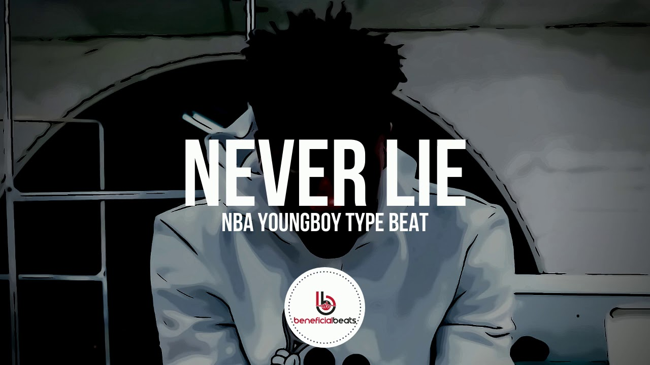 """(Free) NBA Youngboy Type Beat """"Never Lie""""   2020   Beneficial Productions"""